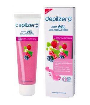 Depilzero Gel Frutti Crema Depilatoria 150 ml