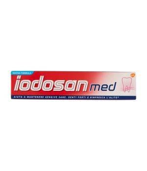 Iodosan med dentifricio 100 ml