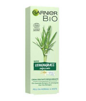 Crema Idratante Riequilibrante Lemongrass 50 ml