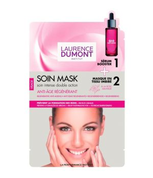 Soin Mask Serum + Masque 2 in 1
