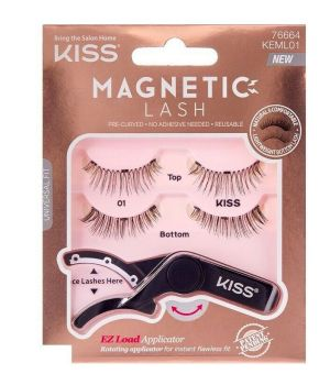 KISS CIGLIA MAGNETICHE NATURAL - MAGNETIC LASH