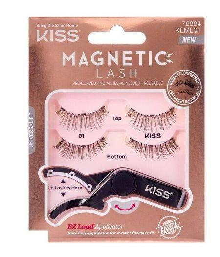 KISS CIGLIA MAGNETICHE NATURAL - MAGNETIC LASH