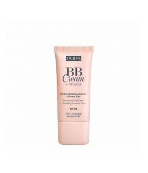 BB Cream + Primer Tutti i Tipi di Pelle SPF20
