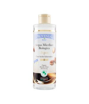 Bio Acqua Micellare Biologica Argan 400 ml
