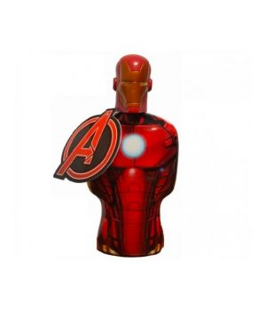 Iron Man Bagnoschiuma 3D 350 Ml