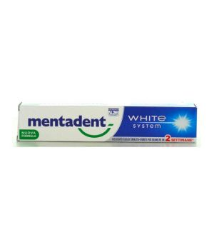 Dentifricio white system Formula Delicata 75 ml