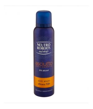 Roberts Asciutto Deodorante Spray 150 ml