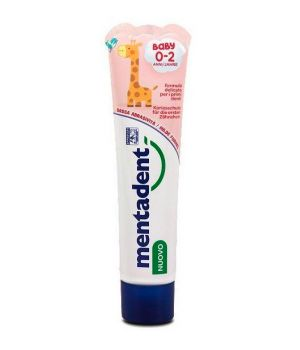 Mentadent Baby Dentifricio 0-2 Anni 50 ml