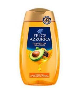 Docciaschiuma Olio di Avocado e Papaya 250 ml