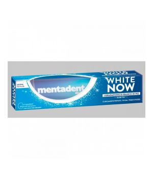 MENTADENT DENTIFRICIO 75 ML WHITE NOW