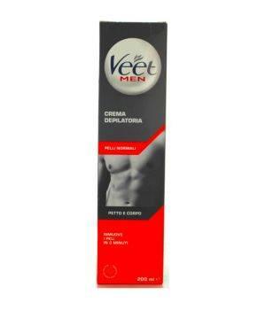 For Men Gel Depilatorio Silk&Fresh 200 ml
