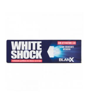 White Shock Dentifricio 50 ml + Led