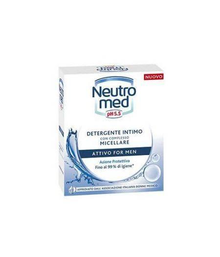 Detergente intimo micellare – Attivo for Men 200 ml