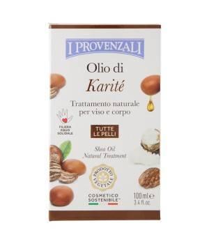 Olio di Karite' Puro al 100% per Tutte le Pelli 100 ml