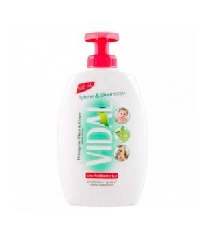 Sapone Liquido Antibatterico500 ml