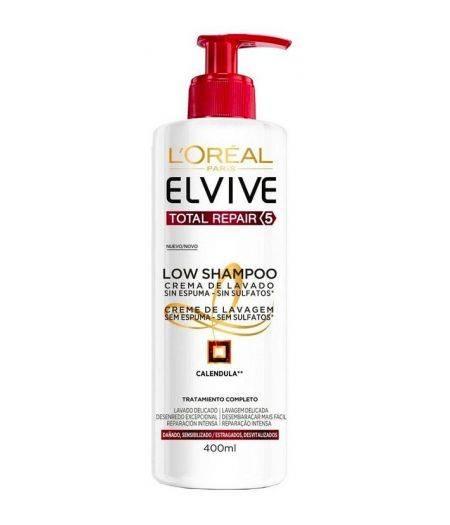 Low Shampoo Total Repair 5 400 ml