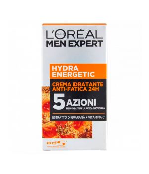 Men Expert Hydra Energetic Crema Idratante Anti-Fatica 24H 50 ml