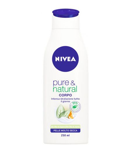 Latte Nutriente Per Il Corpo Pure & Natural  250 Ml