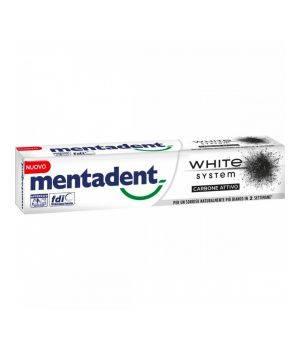 Dentifricio White System Carbone attivo 75 ml