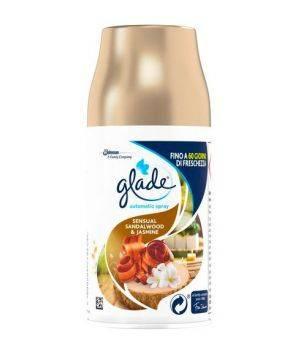 Automatic Spray - Ricarica Deodorante Ambiente  Sandalo e Gelsomino
