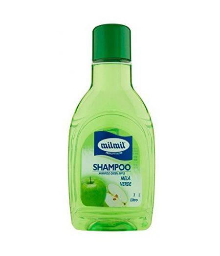 Shampoo Per Capelli Grassi Purificante Alla Mela Verde 1000 Ml