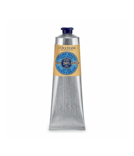 Creme Mains 20% Karité – Tubo 150 ml