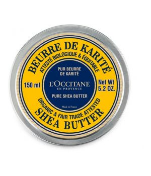 Beurre De Karite Pure Bio 150 ml