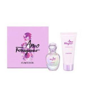 Cofanetto Amo Ferragamo Flowerful – Eau de Parfum