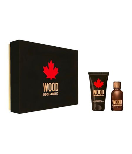 Wood Dsquared2 Pour Homme – Eau de Toliette Confezione