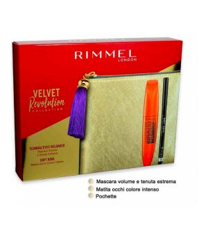 Rimmel Kit pochette Scandaleyes Reloaded