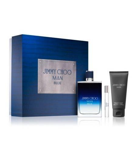 Jimmy ChooMan Blue – Cofanetto 100 ml