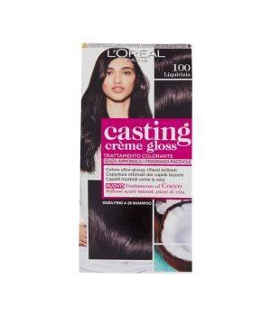 Tinta Per Capelli Casting Creme Gloss Senza Ammoniaca N100 Liquirizia