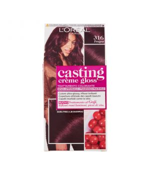 Tinta  Per Capelli Casting Creme Gloss Senza Ammoniaca N316 Prugna