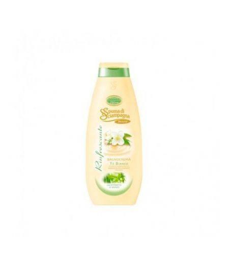 Bagnocrema Antiossidante Stimolante Te' Bianco 500 ml
