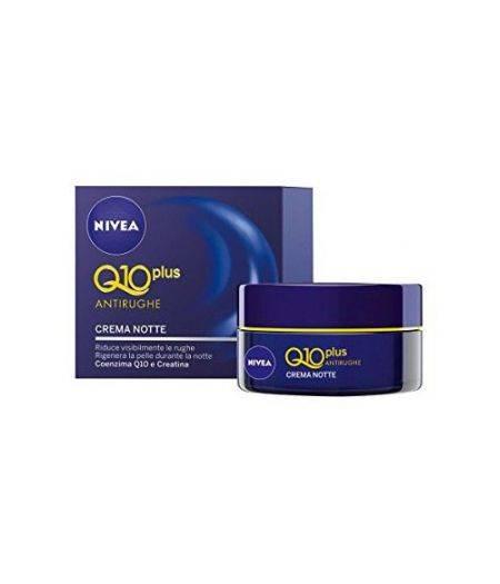 Q10 Plus Antirughe Crema Notte 50 ml