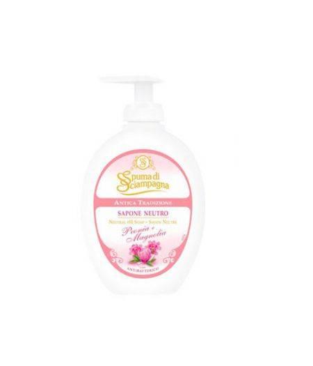Sapone Liquido Peonia e Magnolia 250 ml