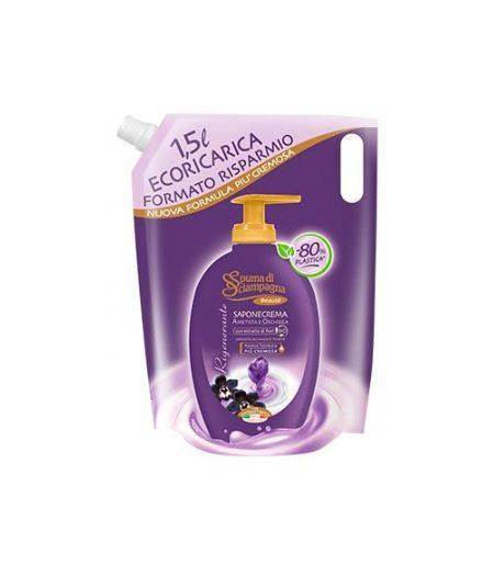 Ecoricarica Sapone Liquido Ametista e Orchidea 1,5 L