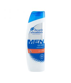 Men Ultra Anti-Caduta con Caffeina - Shampoo 225 ml