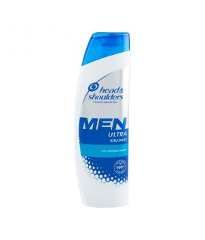 Men Ultra Total Care - Shampoo 225 ml