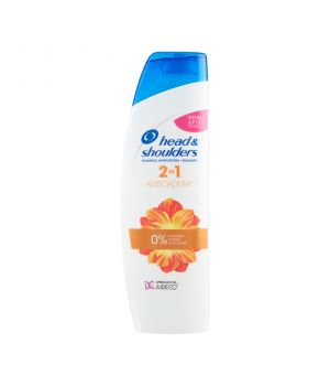 Shampoo 2 in 1 Anticaduta 225 ml