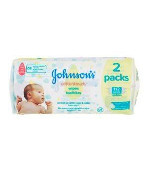 Cottontouch – Salviette 2 pacchi da 56 salv.