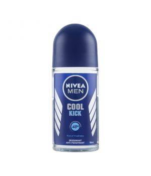 Men Cool Kick - Deodorante Roll-On 50 ml