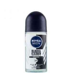Men Invisible for Black & White Original - Deodorante Roll-On 50 ml