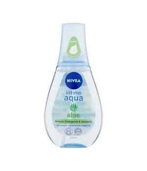 Nivea intimo aqua aloe Mousse Detergente & Idratante Aloe 250 ml