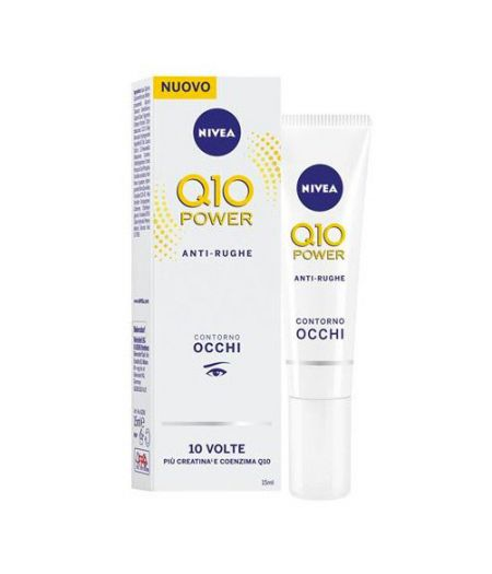 Q10 Plus Antirughe Contorno Occhi 15 ml