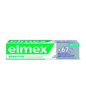 Elmex Sensitive dentifricio 75 ml
