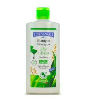 Shampoo Biologico Riparatore Aloe Capelli Deboli e Sfibrati 250 ml