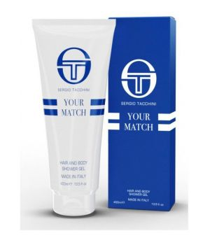 Your Match Hair & Body Shower Gel 400 ml
