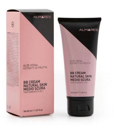 BB Cream Colore Medio Scura 50 ml