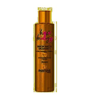 Pantene Shampoo Biology Disciplianti & Splendenti 250 ml